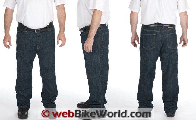 Drayko Drifter Jeans Three Views