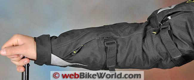 Klim Badlands Pro Jacket Arm Adjuster