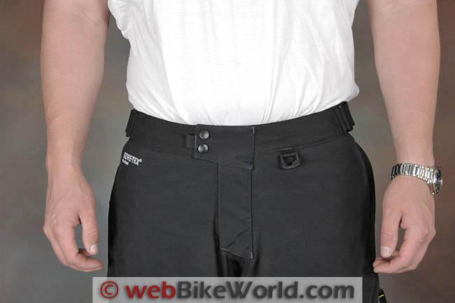 Klim Badlands Pro Pants Waist