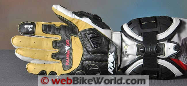 Knox Handroid Gloves Palm