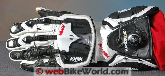 Knox Handroid Gloves Top