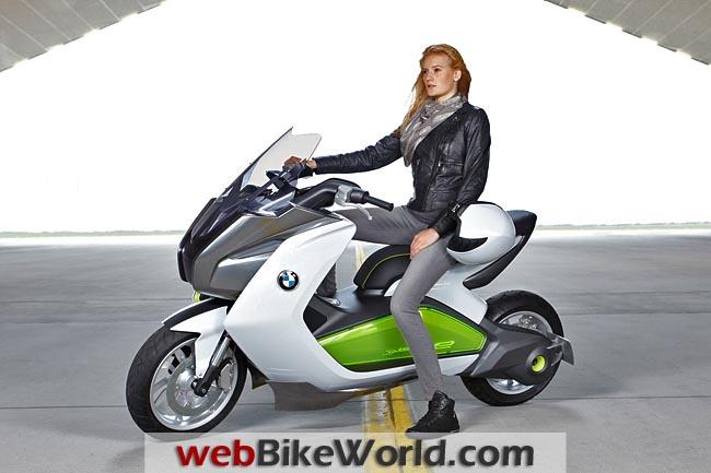 BMW Concept e Rider