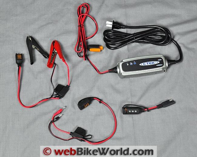 CTEK US 800 Kit