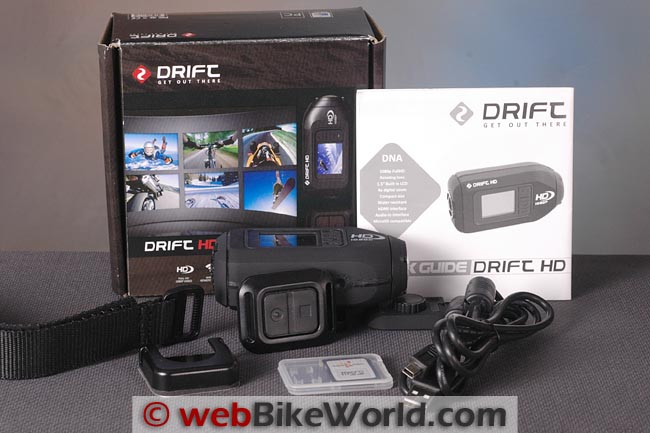 Drift HD Video Camera Kit