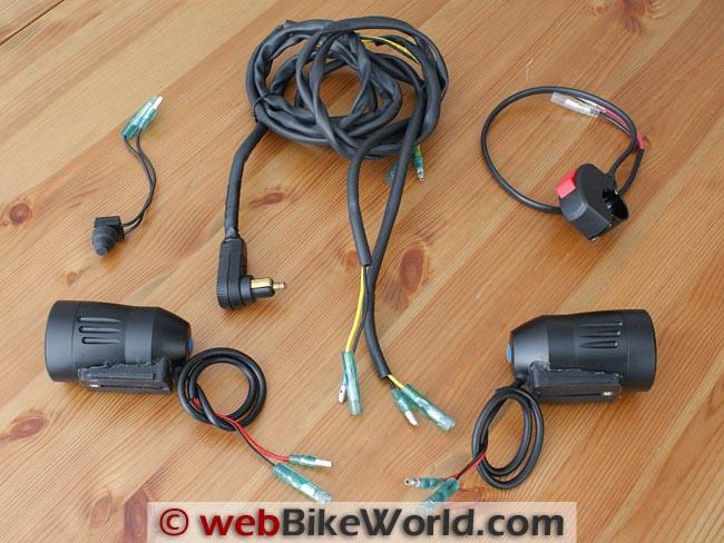 Trail Tech Equinox LED Light Kit