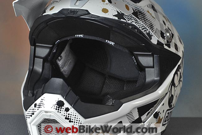 AGV AX-8 Eye Port