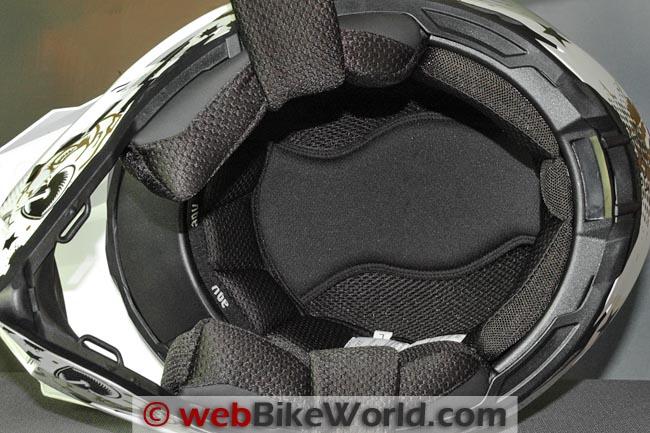 AGV AX-8 Helmet Liner