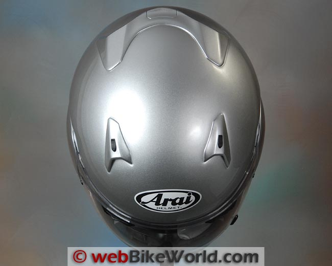 Arai Signet Q Top View
