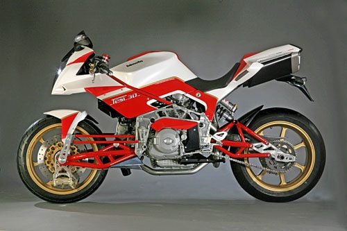Bimota Tesi 3D - Left Side
