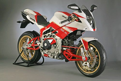 Bimota Tesi 3D - Right Side