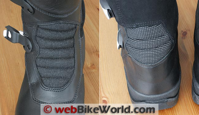 BMW Santiago Boots Flex Panels