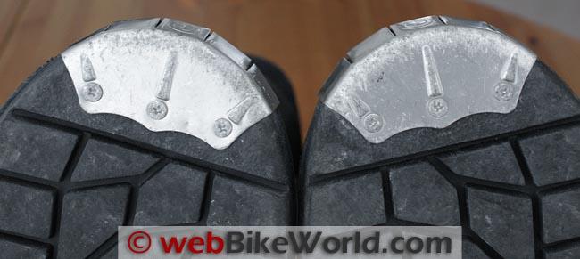 BMW Santiago Boots Toe Caps
