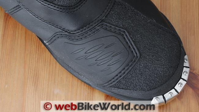 BMW Santiago Boots Toe