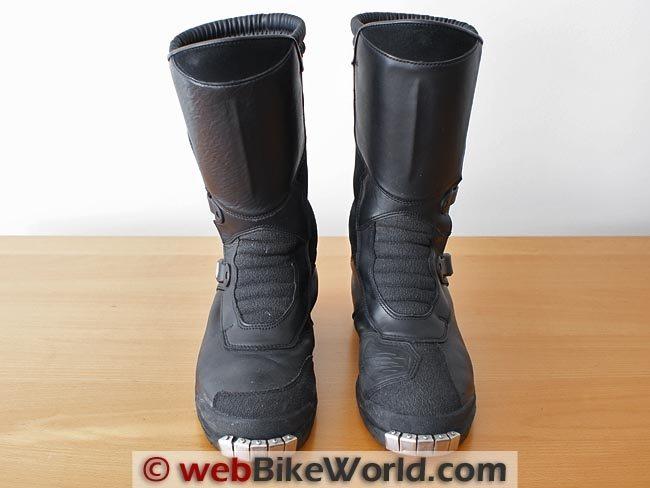 BMW Santiago Boots Review - webBikeWorld