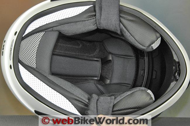 SCHUBERTH SR1 Helmet Liner