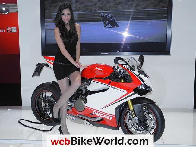 1199 Panigale and Model