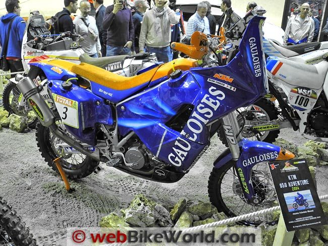 2004 KTM 950 Adventure