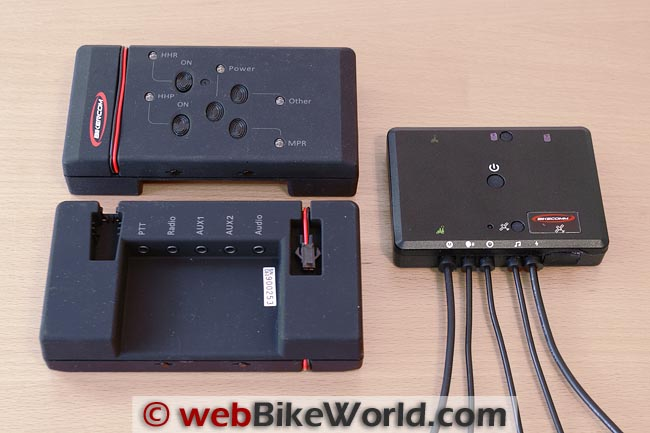 BikeComm BK-02 Modules