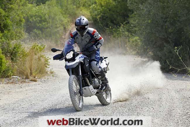 BMW G 650 GS Sertao Rider