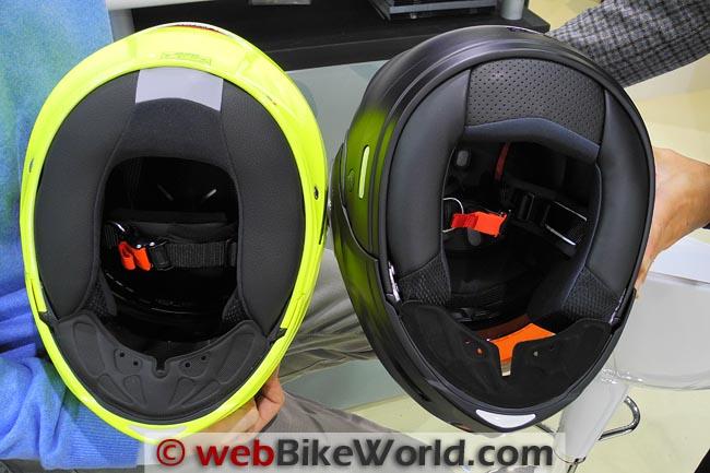 Caberg Duke Helmet Liner