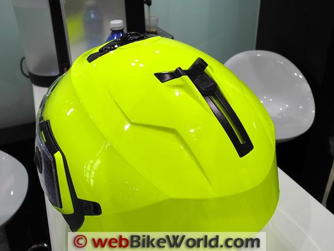 Caberg Duke Helmet Sun Visor Lever