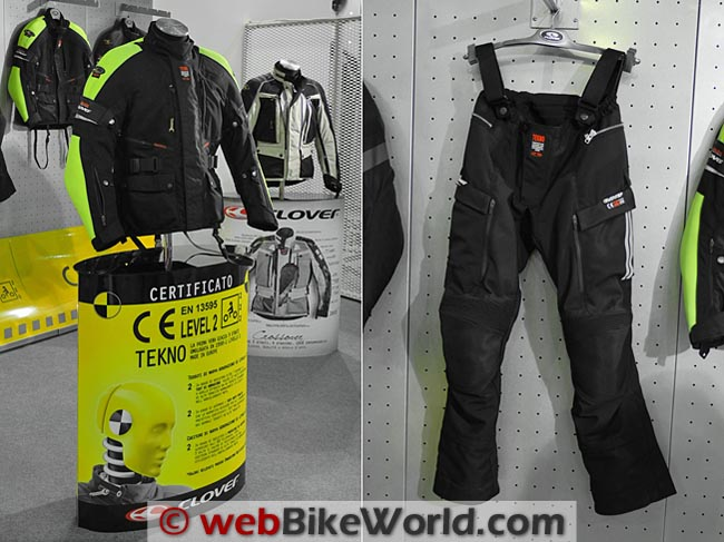 Clover Tekno Jacket and Pants