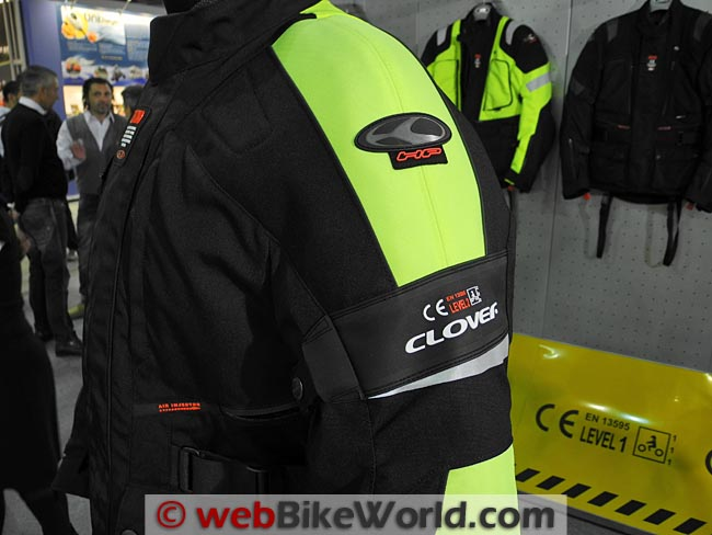 Clover Tekno WP Jacket