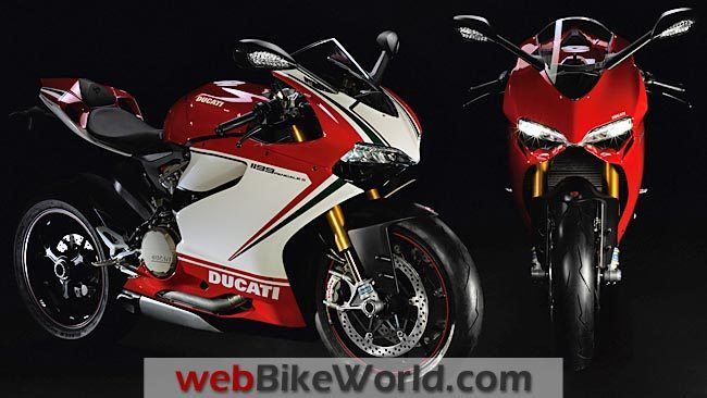 Ducati 1199 Panigale Motorcycles
