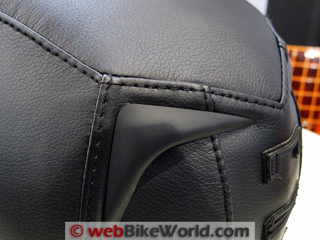 Nexx XR1R Diablo Stitching