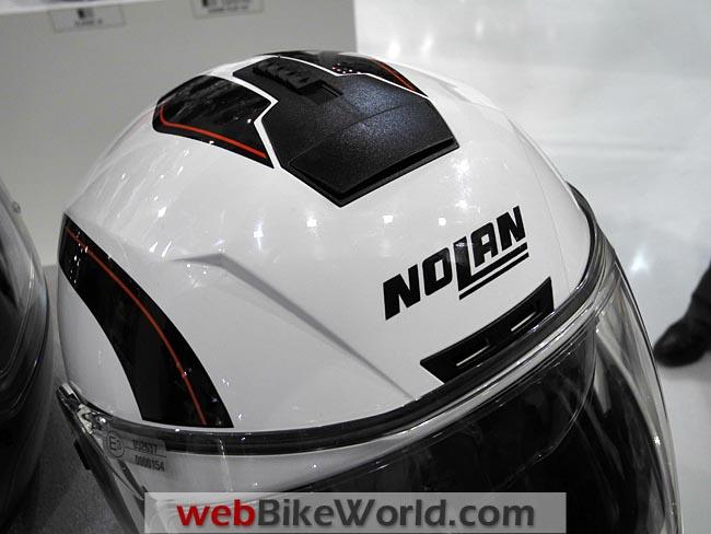 Nolan N-104 Helmet Top Vent