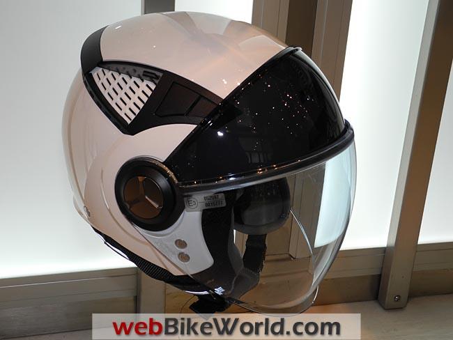 Nolan N-33 Helmet White