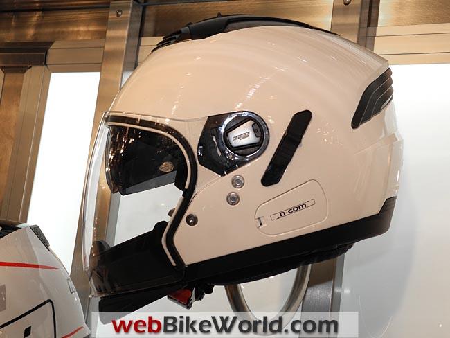 Nolan N-43 Helmet White