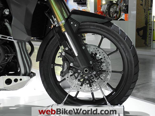 Triumph Tiger Explorer Front Wheel