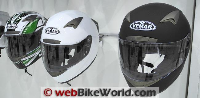 Vemar Storm Helmets Solids