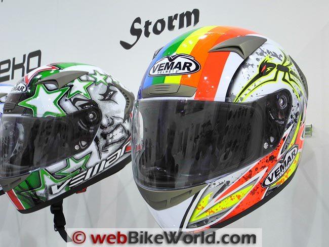 Vemar Storm Helmets