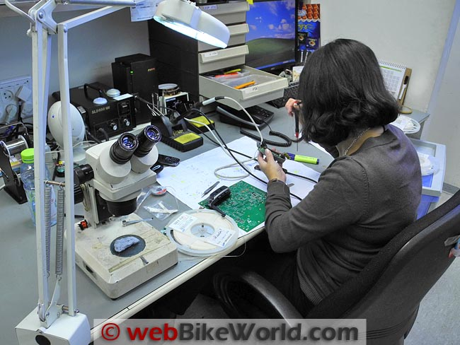 Antenna Circuit Board Testing