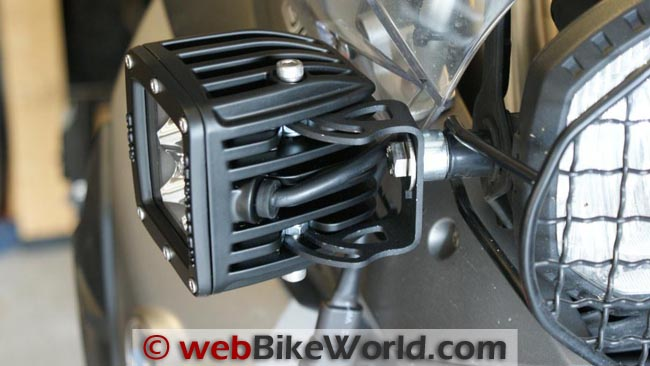 BMW F800GS Mount