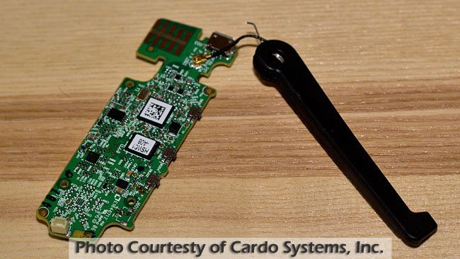 Cardo Scala Rider G4 Circuit Board With Antenna