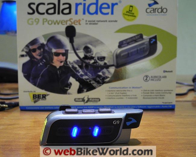 Cardo Scala Rider G9
