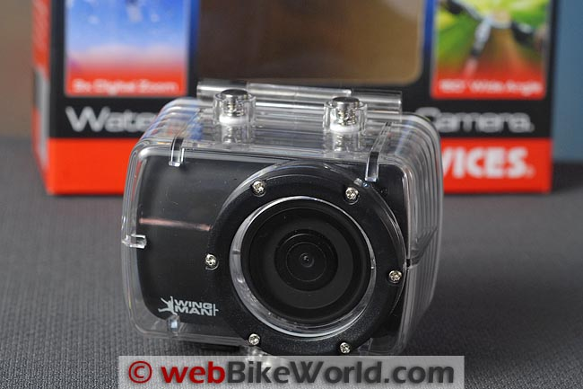 Delkin Wingman HD Camera Waterproof Case