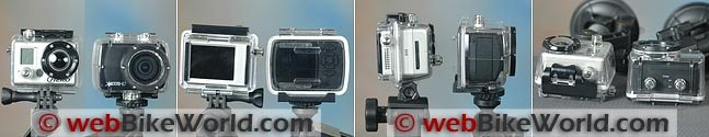 Delkin Wingman HD vs. GoPro HD