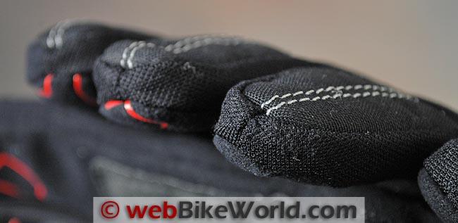 Firstgear Kathmandu Gloves Fingertips