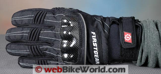 Firstgear Kathmandu Gloves Top