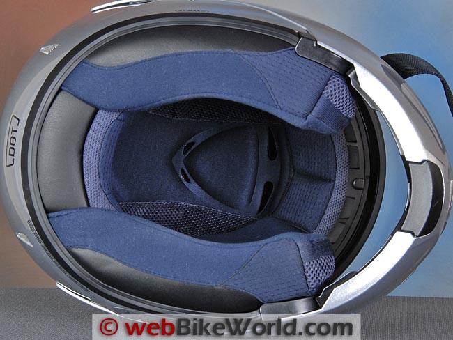 HJC Sy-Max III Helmet Liner