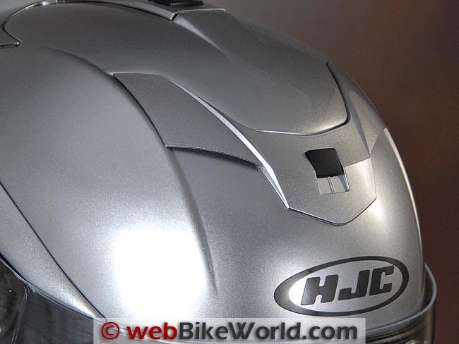 HJC Sy-Max III Top Vents