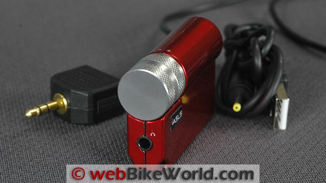 Iasus Diablo Mobile Amp Volume Control