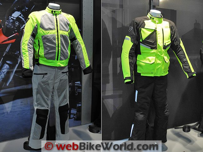 REV'IT! 2012 Jacket and Pants
