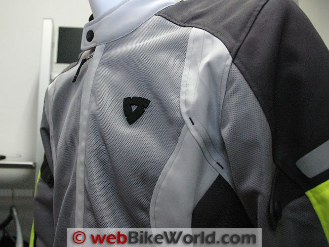 REV'IT! Airwave Jacket Close-up