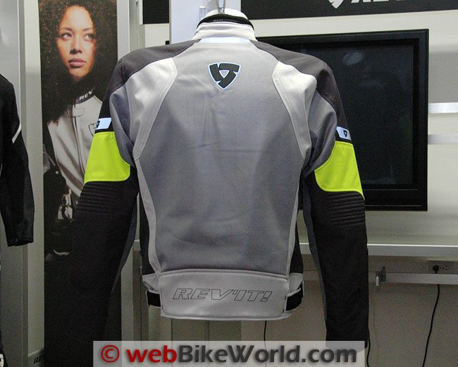 REV'IT! Airwave Jacket Rear View