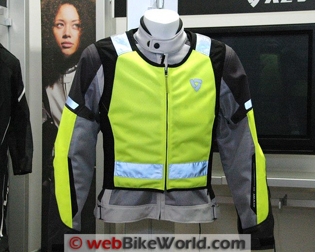 REV'IT! Athos Air Vest Front